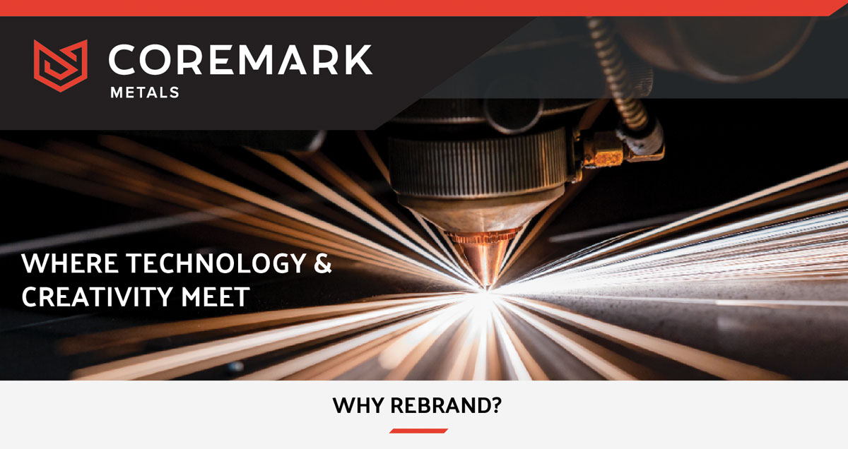 Discount Steel is Rebranding - Discount Steel is now Coremark Metals!
