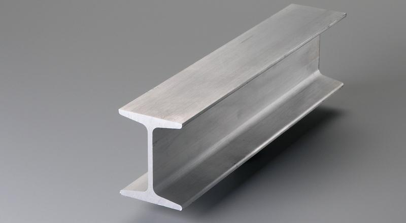 Aluminum american standard i beam structural stock cut to size