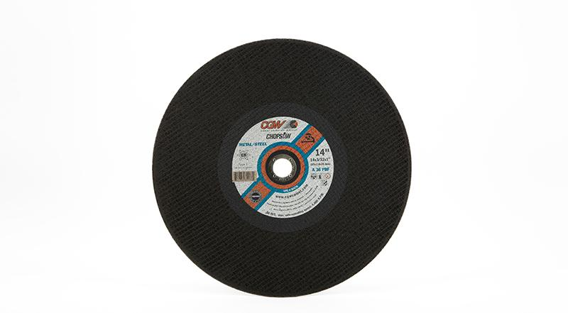 CGW General Purpose Chop Saw Wheel - 14 Inch X 3/32 Inch at Coremark Metals