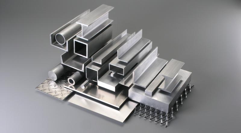 Aluminum metal supplier providing angle, bar, channel, beam, tube, pipe, sheet and plate