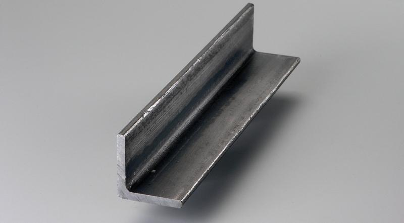 Hot roll steel structural equal leg angle stock cut to size