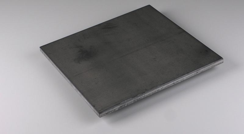 A36 hot rolled steel metal plate stock material cut to size