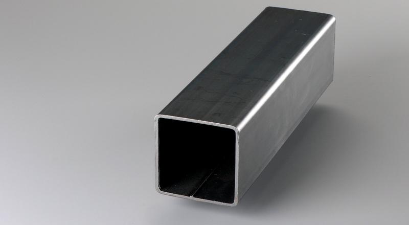 structural mechanical steel metal square tube material custom cut to size