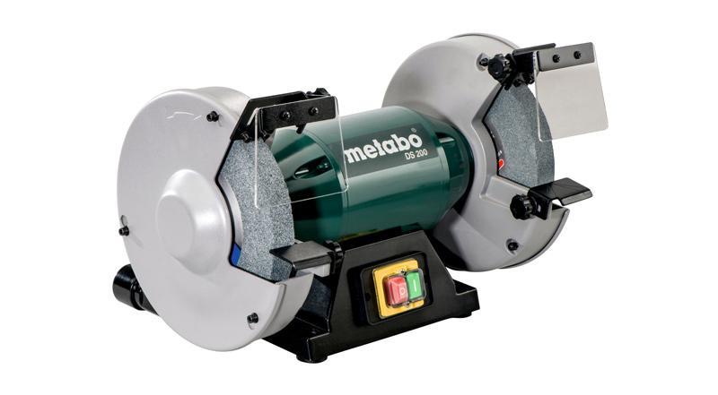 Metabo DS 200 619200420 8in Bench Grinder