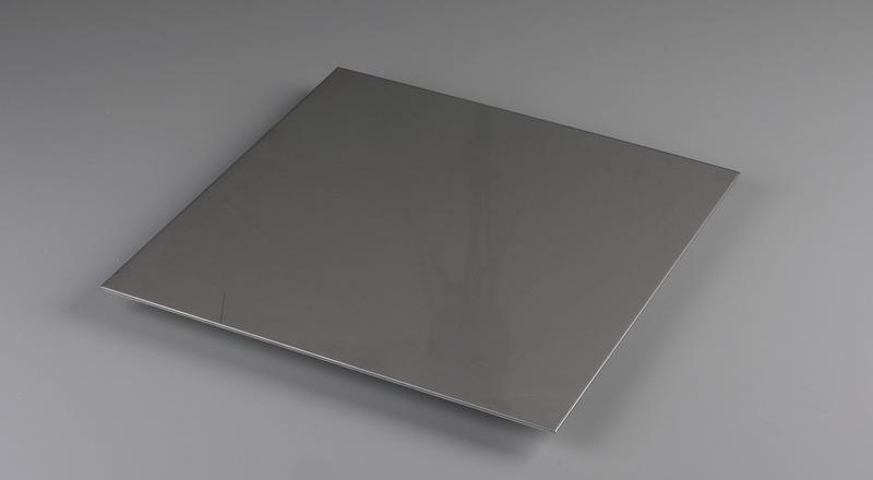 304 2B stainless steel sheet stock material cut to size