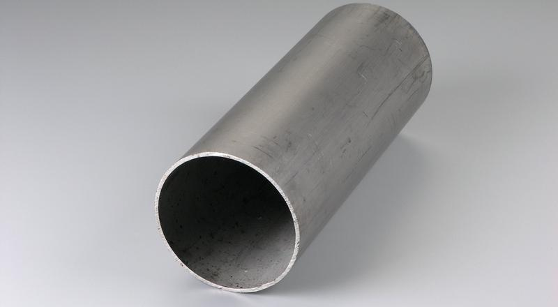 304 stainless steel welded pipe stock material cut to size