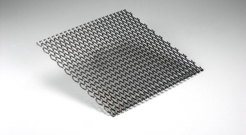 hot rolled steel raised expanded metal stock material cut to size