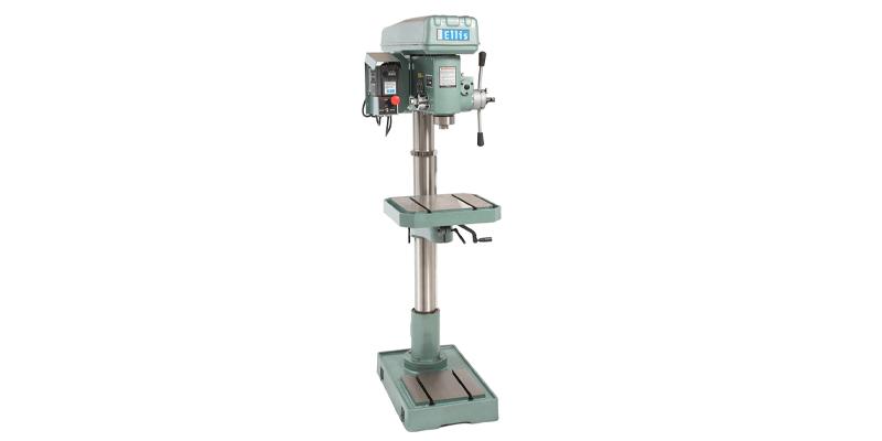 Ellis 9400 drill press at Coremark Metals