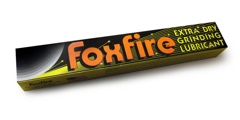 Foxfire Dry Grinding Lubricant lube 5 oz Stick at Coremark Metals