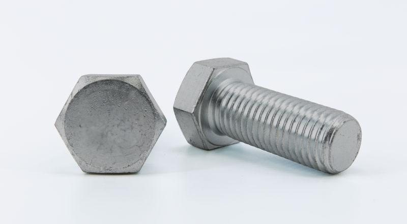 304 Stainless Steel Hex Cap Screws Bolt Fastener on sale at Coremark Metals