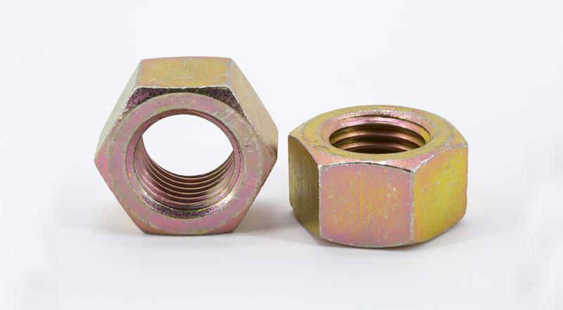 Grade 8 Hex Nuts - National Coarse Hardware on sale at Coremark Metals