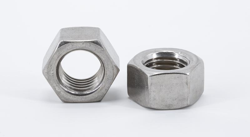 304 Stainless Steel Hex Nuts - National Coarse Hardware on sale at Coremark Metals