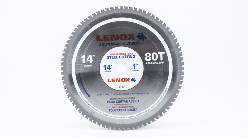 Lenox 14 Inch Steel Replacement Saw Blade at Coremark Metals