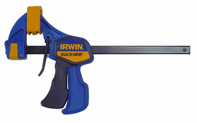 Irwin Quick-Grip SL300 One Handed Bar Clamps / Spreaders tools on sale at Coremark Metals