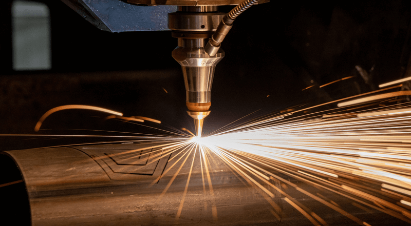 metal tube laser cutting services