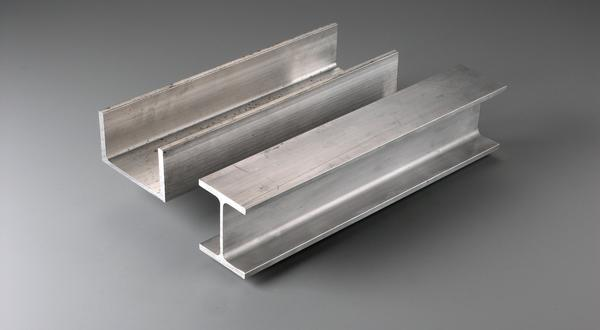 Aluminum association structural channel and i beam