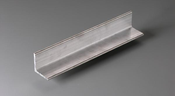 Aluminum equal leg structural angle stock cut to size