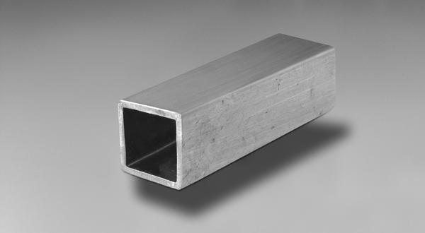 6063 aluminum radius corner square tube