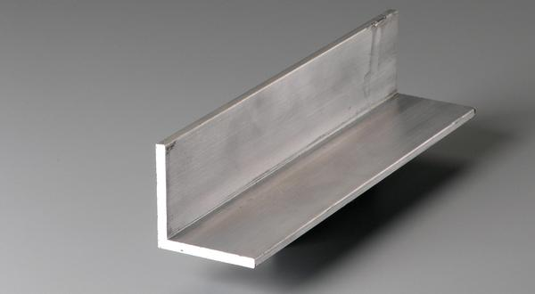 aluminum architectural equal leg angle stock cut to size