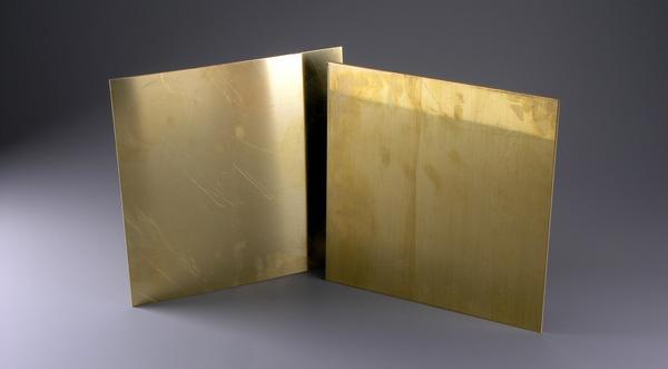 Brass 260 sheet metal