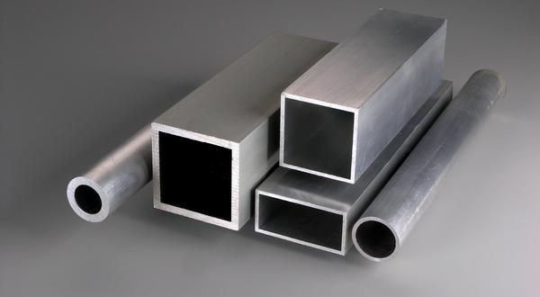 Aluminum square, round, and rectangle tube and pipe