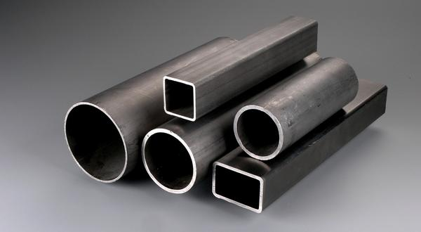 Hot roll steel metal tubes and pipe in round, square and rectangle shapes