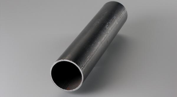 electric weld welded steel metal round tube stock material cut to size