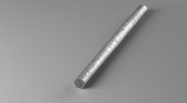 Galvanized steel metal round bar stock
