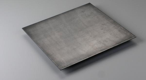 Hot roll steel metal sheet