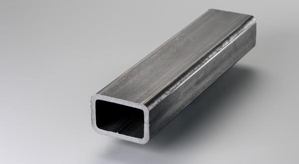 mechanical structural rectangle steel metal tube material custom length cut to size