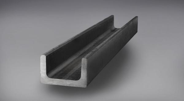 hot rolled steel metal mc channel