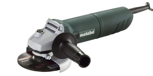Metabo W850-115 4-1/2 inch metal angle grinder