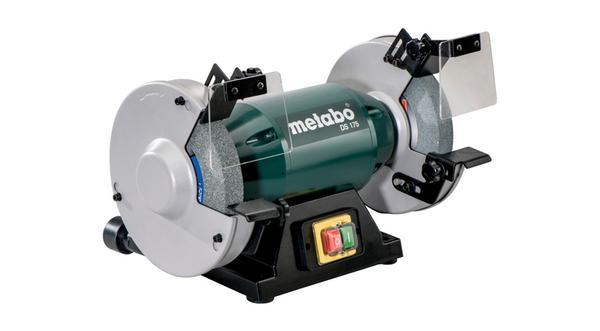 Metabo DS 175 619175420 7in. Bench Grinder