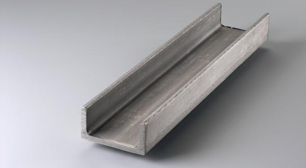 304 stainless steel channel stock material cut to size