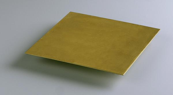 Coremark Metals Brass Sheet stock cut to size