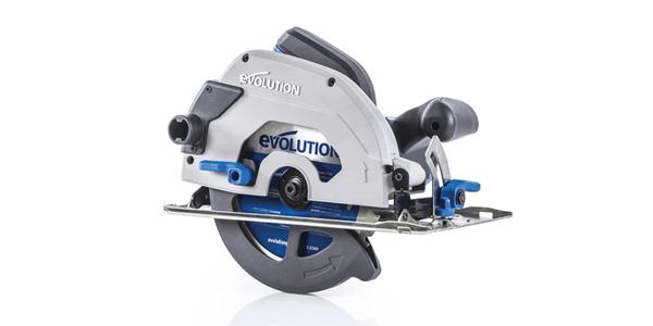 Evolution s185ccsl 7-1/4 inch metal circular saw