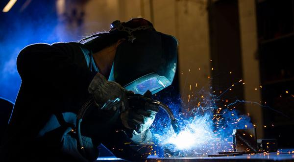 Coremark Metals fabrication including mig, tig and stick welding services.