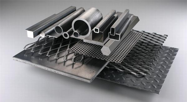 Steel metal supplier providing angles, bar stock, tube, pipe, sheet and plate