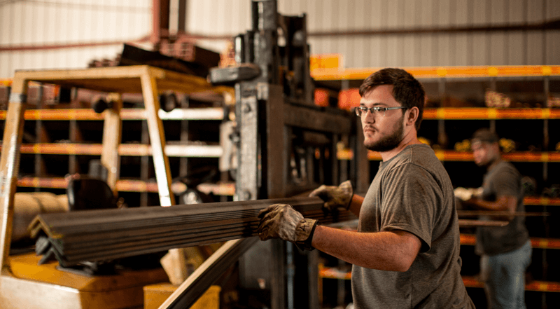 Careers in the metal industry at Coremark Metals