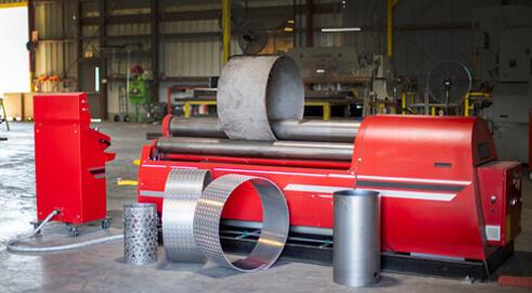 Plate and Sheet Rolling Services at Coremark Metals